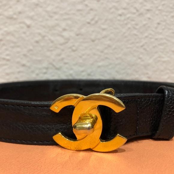 1f02d020dd93a CHANEL Accessories | Vintage Belt | Poshmark